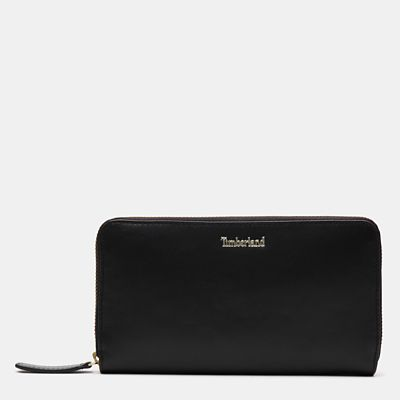 Rosecliff+Wallet+for+Women+in+Black