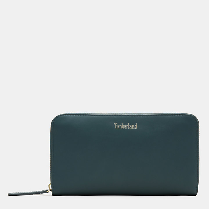Rosecliff Wallet for Women in Green-