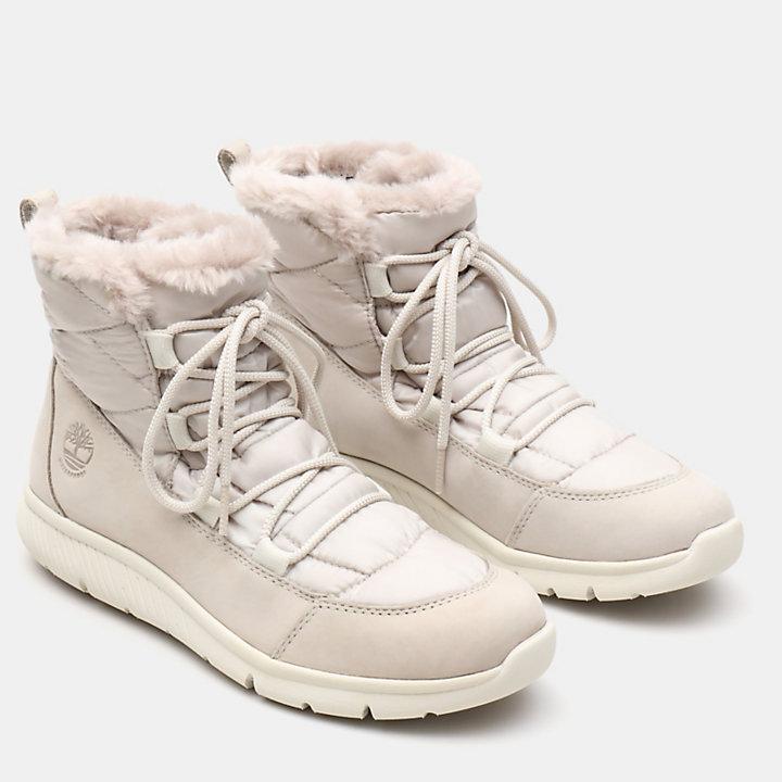 Boltero Winter Boots für Damen in Hellgrau-