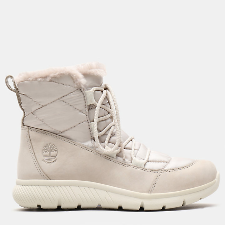 low priced 594ee f4b43 Boltero Winter Boots für Damen in Hellgrau
