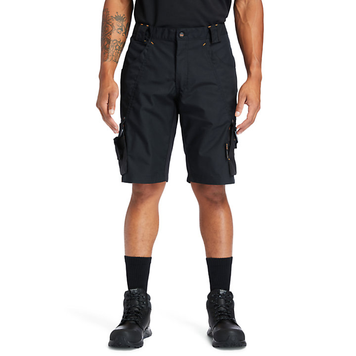 Timberland PRO® Interax Work Shorts for Men in Black-