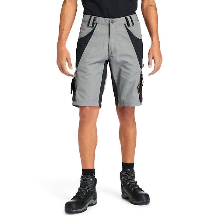Pantalón Corto PRO® Interax para hombre gris-