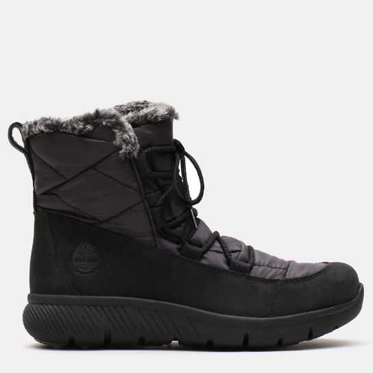 Boltero Winter Boot voor Dames in zwart | Timberland