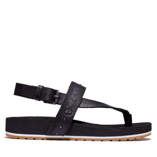Malibu Waves Sandal for Women in Black | Timberland