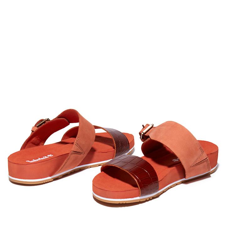 Malibu Waves Pantolette für Damen in Rot-