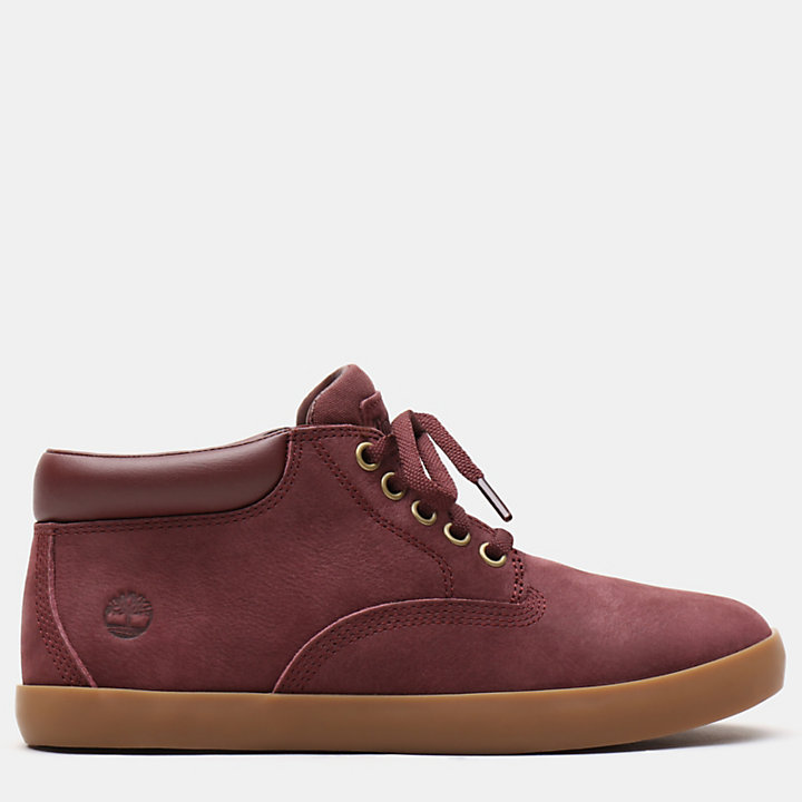 Dausette Low Chukka in Brown-