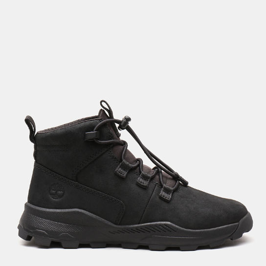 Brooklyn Alpine Chukka for Youth in Black | Timberland