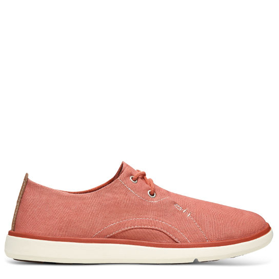 Chaussure Gateway Pier Oxford pour homme en rouge | Timberland