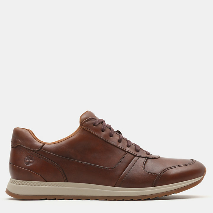 Madaket Sneaker for Men in Brown-