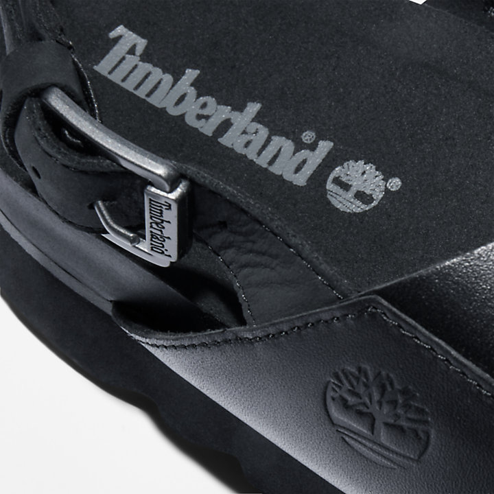 Sandalo da Donna Santa Monica Sunrise in colore nero-