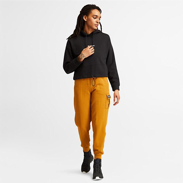 Progressive Utility Trousers for Women in Yellow-
