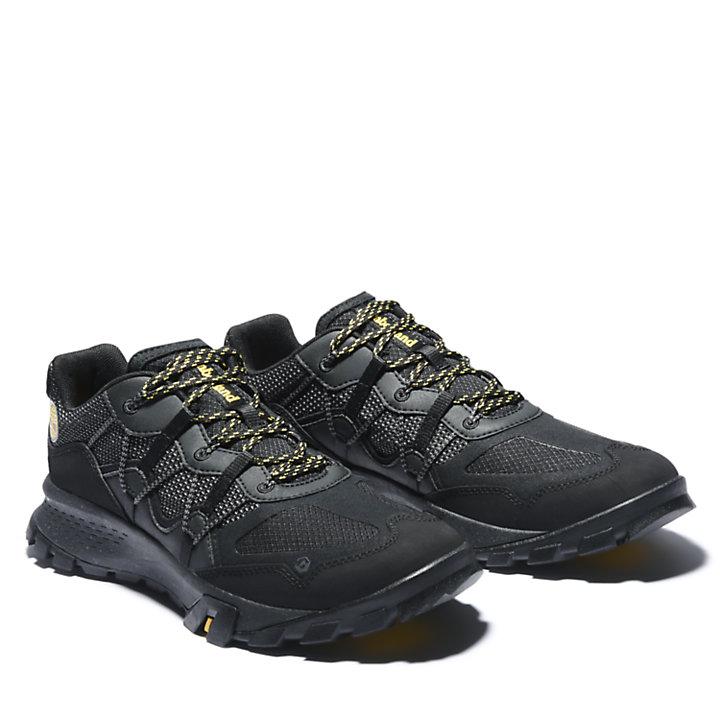 Zapatilla Garrison Trail Outdoor para Hombre en colore negro-