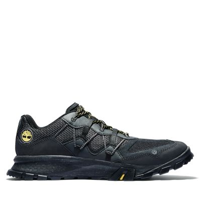Garrison+Trail+Hiking+Sneaker+for+Men+in+Black