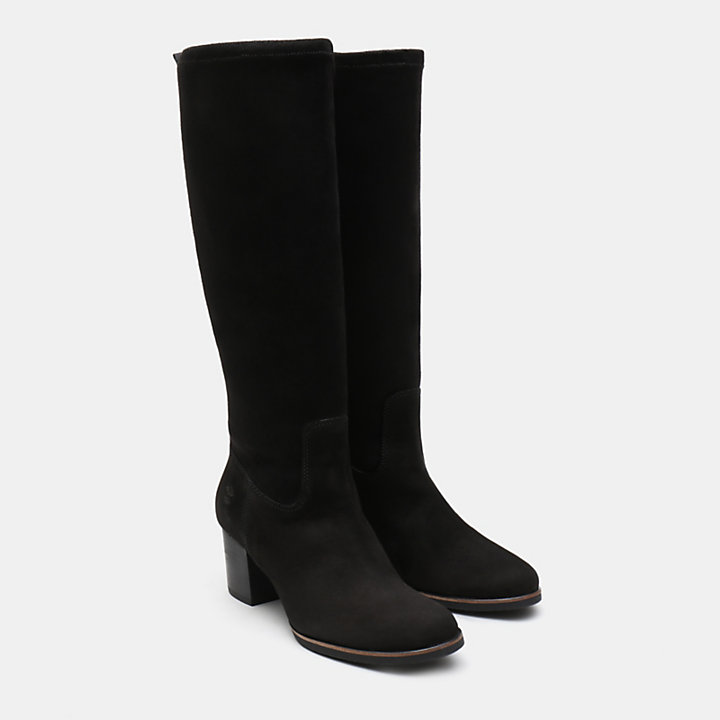 Eleonor Street Tall Boot for Women in Black-