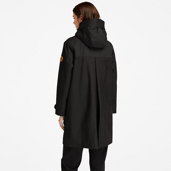 Ecoriginal 3-in-1 Waterdicht Jack voor dames in zwart-