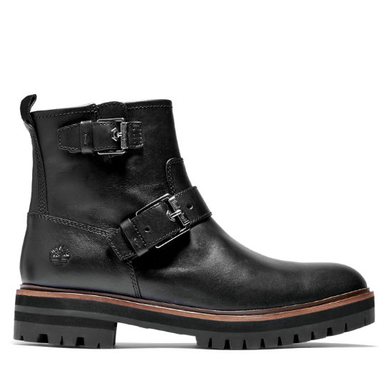 Stivale Biker da Donna London Square in colore nero | Timberland