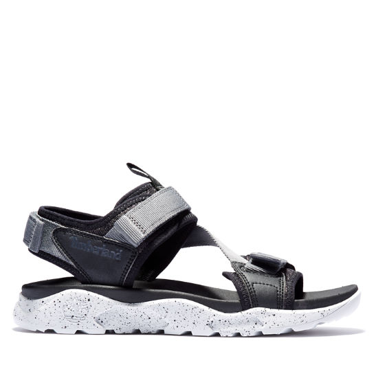 Ripcord Sandal for Men in Black | Timberland