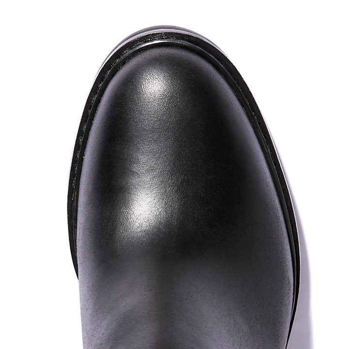 Sienna High Chelsea Boot for Women in Black-