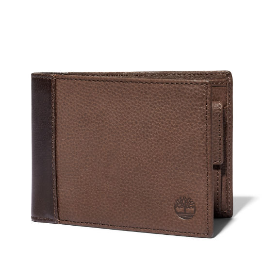 Ashfield Large Wallet for Men in Brown | Timberland