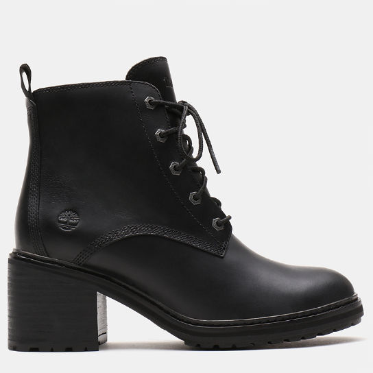 Sienna High Lace-Up Boot for Women in Black | Timberland