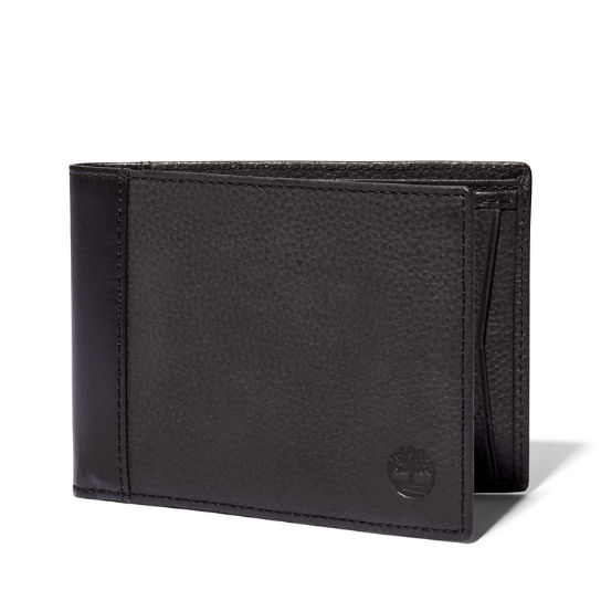 Ashfield Large Wallet for Men in Dark Grey | Timberland