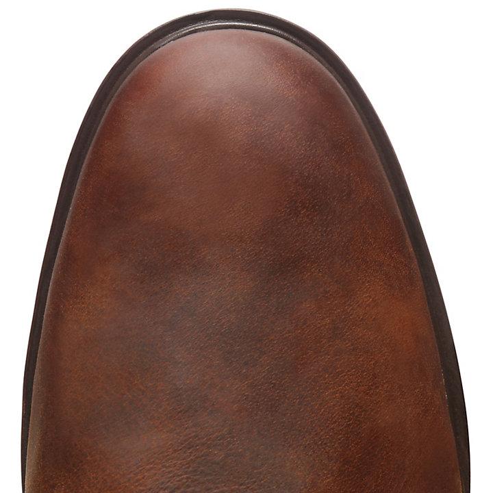 Oxford Windbucks pour homme en marron-