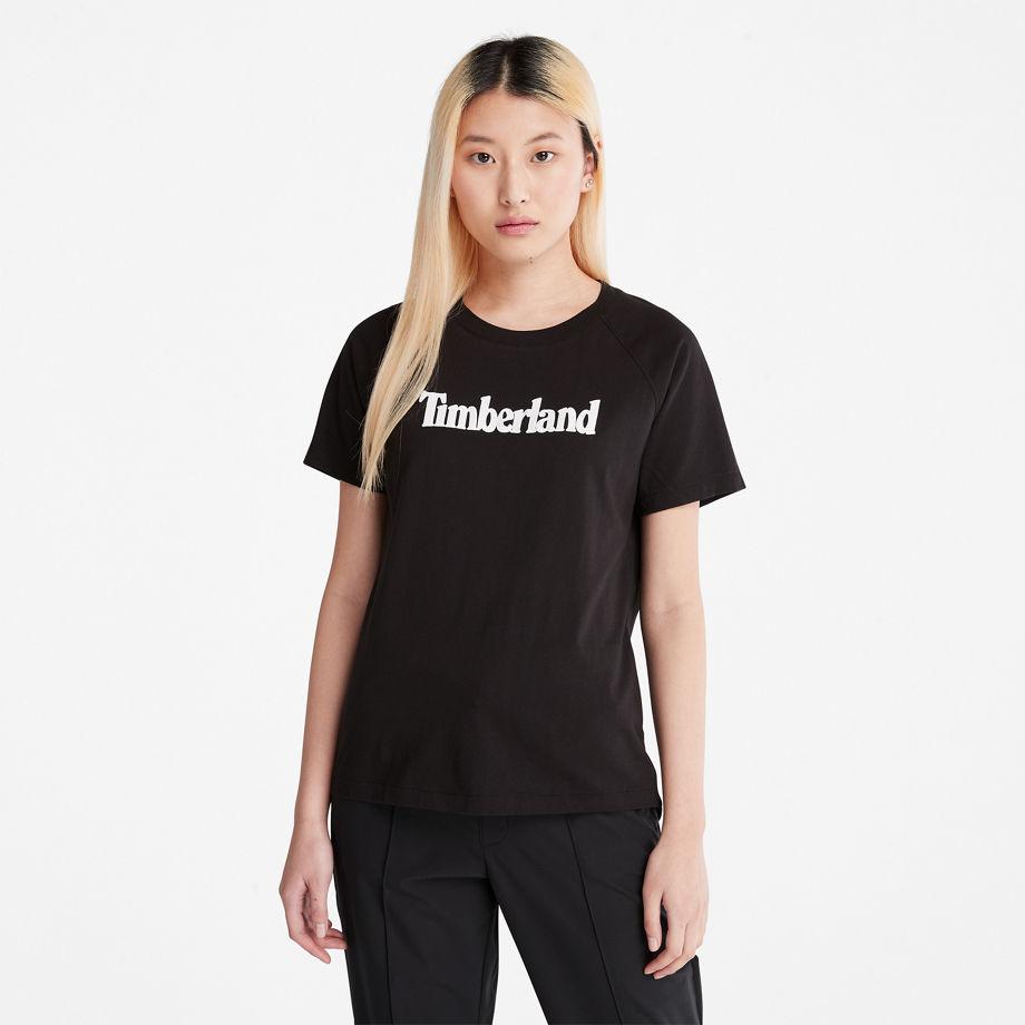 T-shirt À Logo En , Taille L - Timberland - Modalova