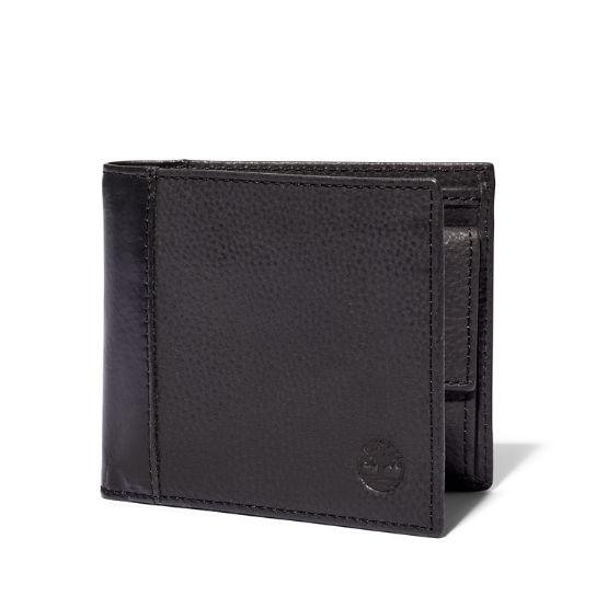 Ashfield Wallet with Coin Pocket for Men in Dark Grey | Timberland