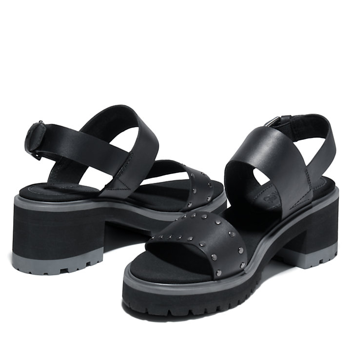 Violet Marsh Sandal for Women in Black-