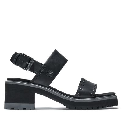 Violet+Marsh+Sandal+for+Women+in+Black