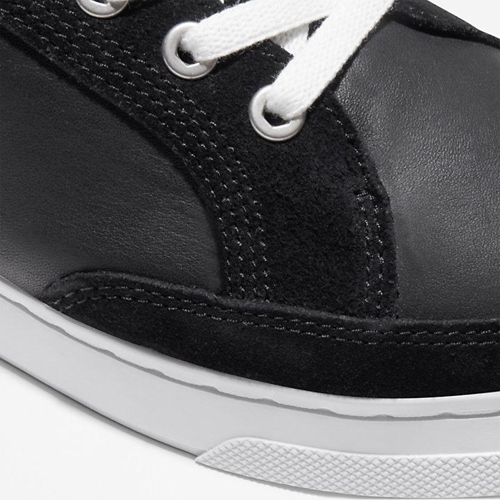 Atlanta Green Sneaker for Women in Black-