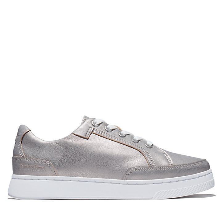 Atlanta Green Sneaker für Damen in Silber-
