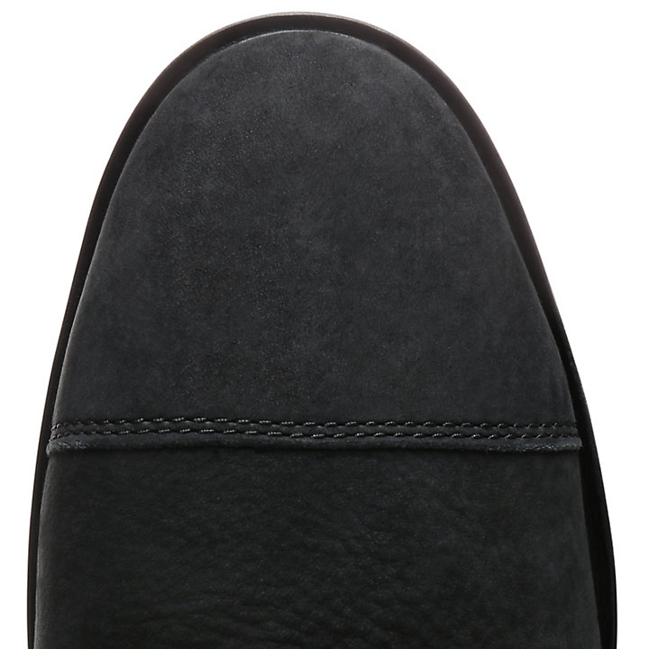 Windbucks Cap Toe Oxford voor Heren in Zwart-