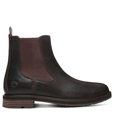 Windbucks+Chelsea+Boot+for+Men+in+Dark+Brown