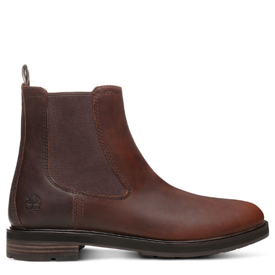 Windbucks Chelsea Boot for Men in Brown | Timberland