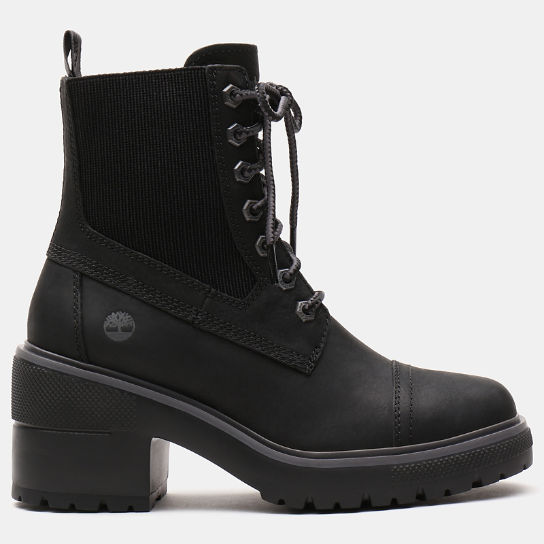Silver Blossom Boot for Women in Black | Timberland