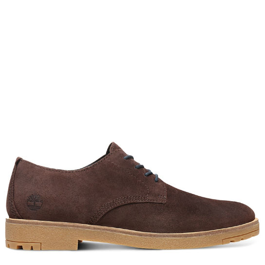 Folk Gentleman Oxford for Men in Dark Brown | Timberland