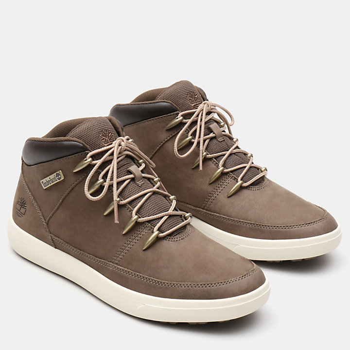 Ashwood Park Hiker for Men in Taupe-