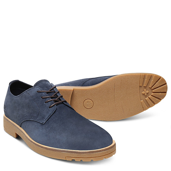 Folk Gentleman Oxford for Men in Navy-