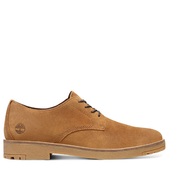 Folk Gentleman Oxford voor Heren in Lichtbruin | Timberland