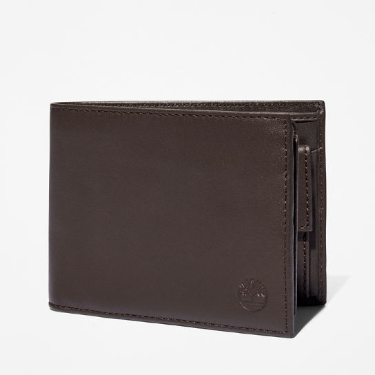 Kittery Point Trifold Wallet for Men in Brown | Timberland