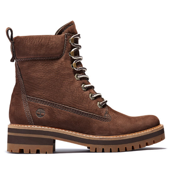 Courmayeur Valley Boot for Women in Dark Brown | Timberland
