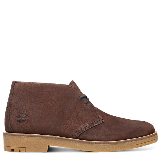 Folk Gentleman Chukka for Men in Brown | Timberland