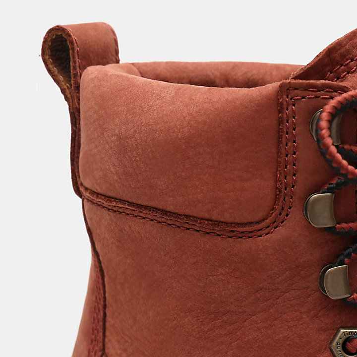 Courmayeur Valley 6-Inch-Damenstiefel in Braun-