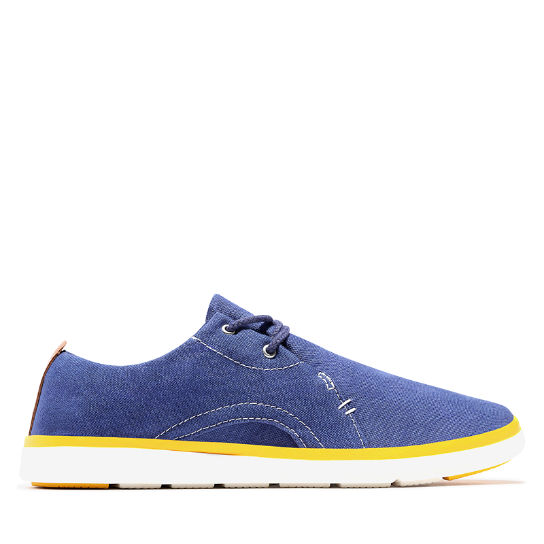 Gateway Pier Oxford for Junior in Indigo | Timberland