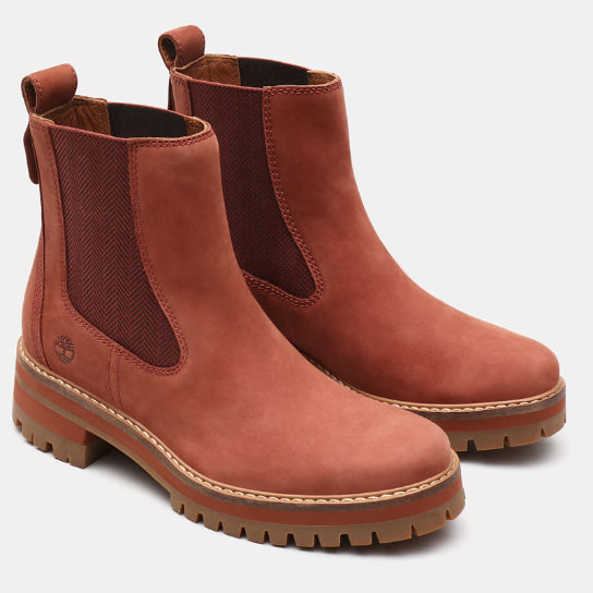 Courmayeur Valley Chelsea Boot for Women in Brown | Timberland