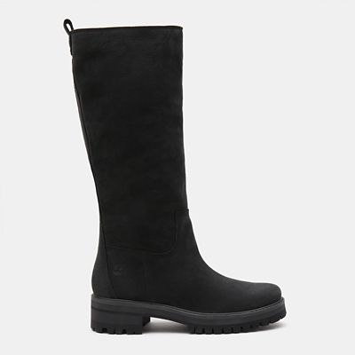Courmayeur+Valley+High+Boot+for+Women+in+Black