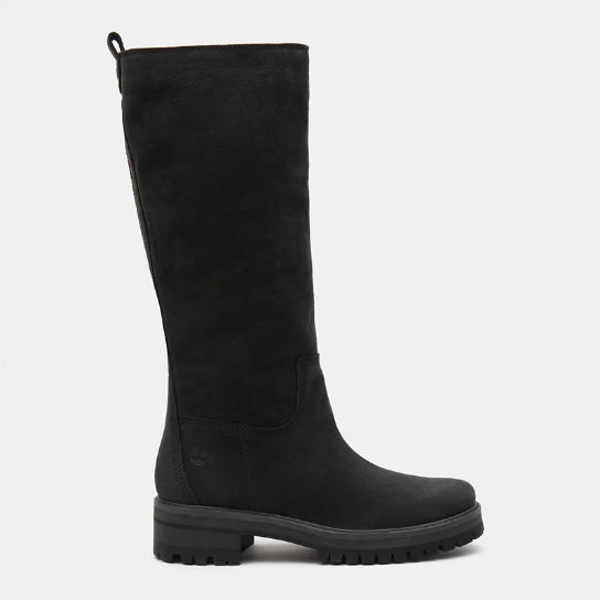 Courmayeur Valley High Boots für Damen in Schwarz | Timberland