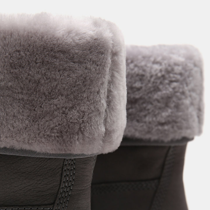 Chamonix Valley Shearling Boot for Women in Grey-