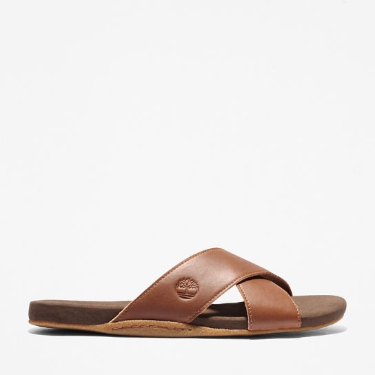 Seaton Bay Sandal for Men in Brown | Timberland